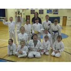 Returning Karate Students