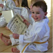 Little Ninja's Karate